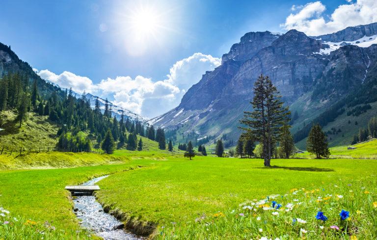 sveitsi vuoristo