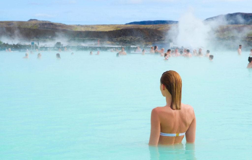 islanti kuuma lähde