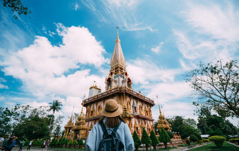 sapattivapaa thaimaassa