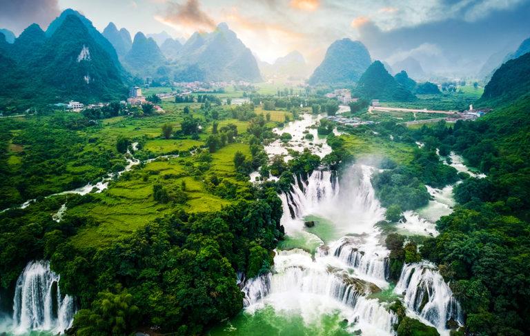 vietnam vesiputoukset