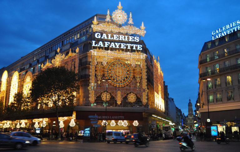 eurooppa pariisi shoppailu
