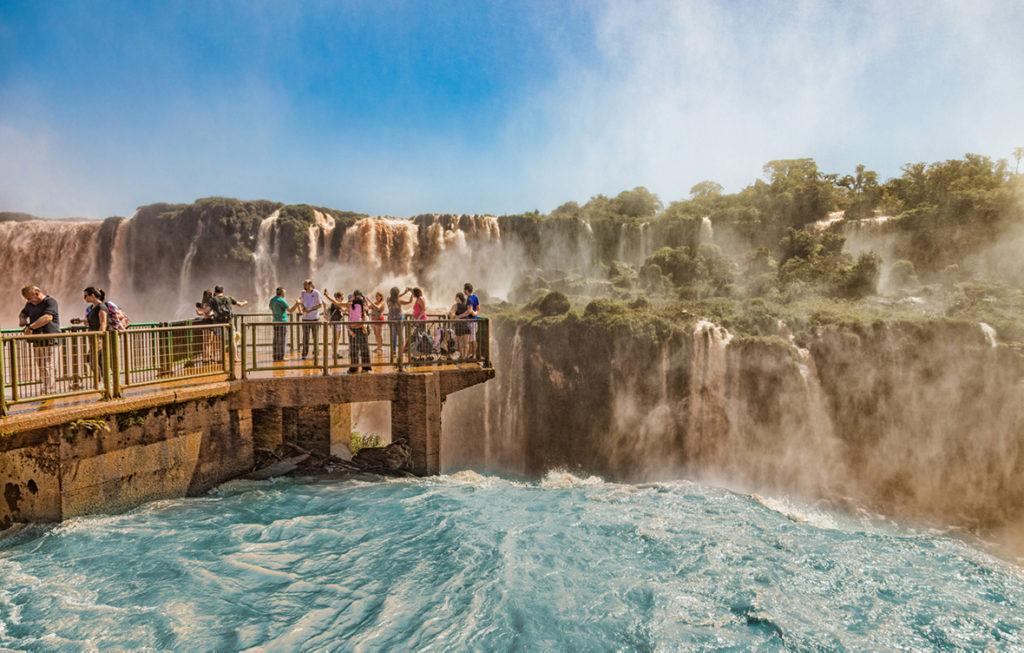 argentiina ilguassun vesiputoukset
