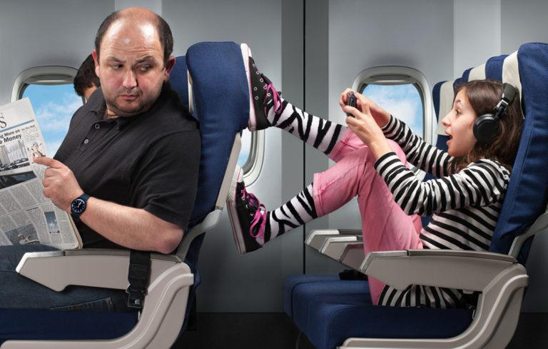 lentokonekäyttäytyminen