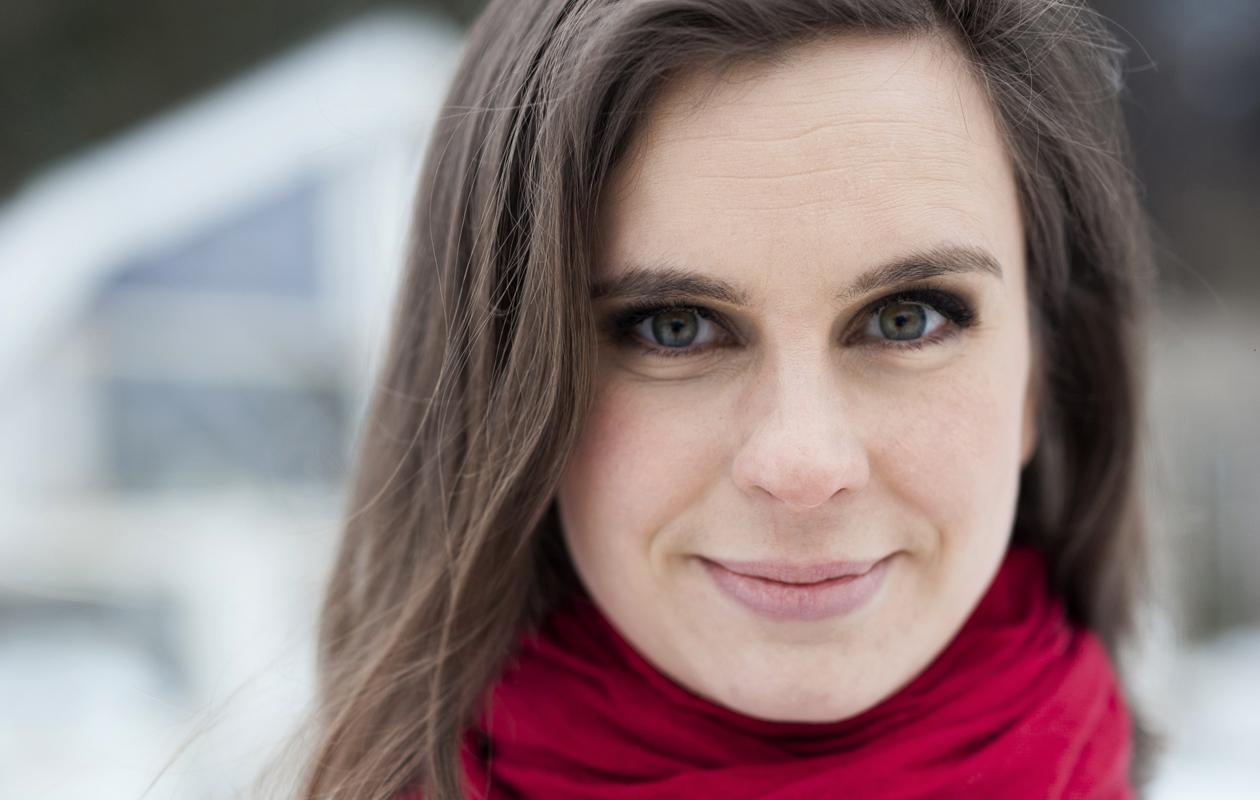Olga Temonen Annan haastattelussa.
