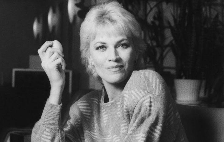 Hannele Lauri vuonna 1986