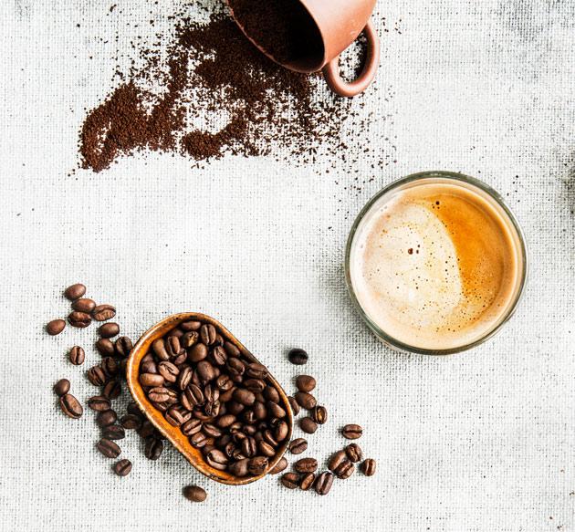 kookoksen makuinen caffe latte