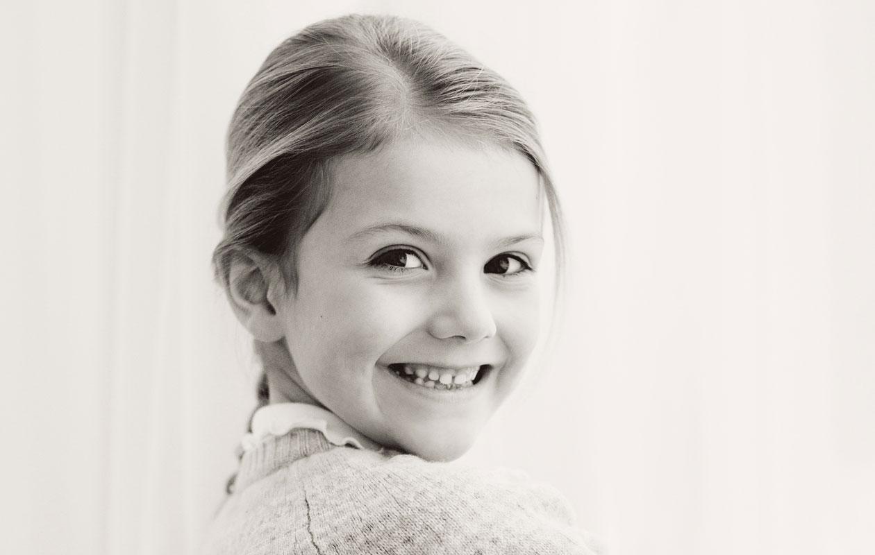 Prinsessa Estelle 6-vuotta