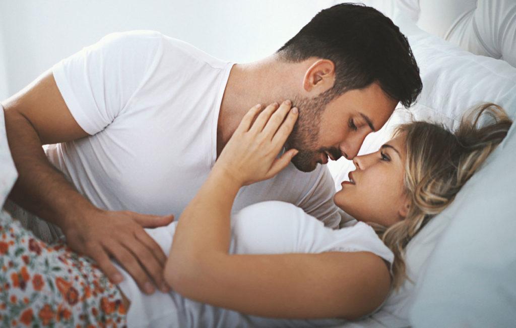 Härälle seksi on suorastaan pyhä kokemus, jossa hän ei halua hosua.