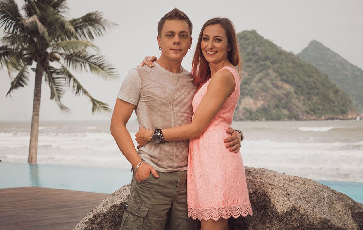 Temptation Island Suomi -pari Sammy ja Minna