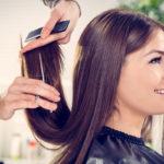 Jotta pitkät hiukset imartelevat ulkonäköä, niiden on oltava hyvässä kunnossa.