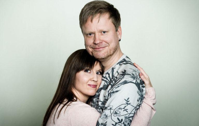 Sami Minkkinen Havaintoja parisuhteesta Katri