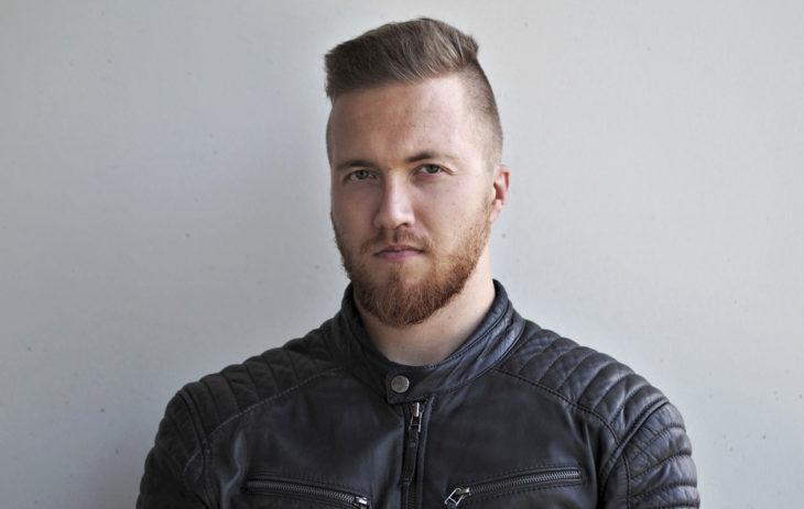 Laulaja Lauri Peisterä