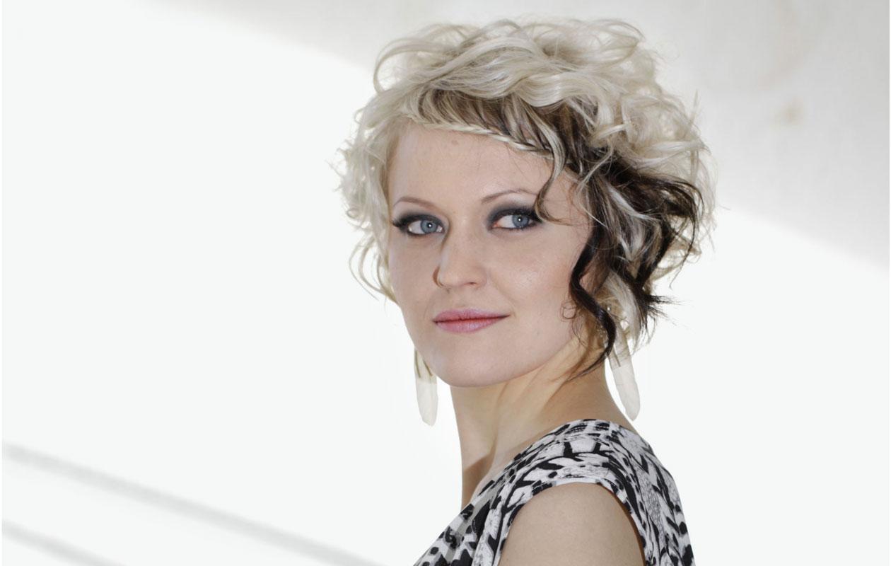Laulunopettaja, musiikkipedagogi Sonja Kangastalo