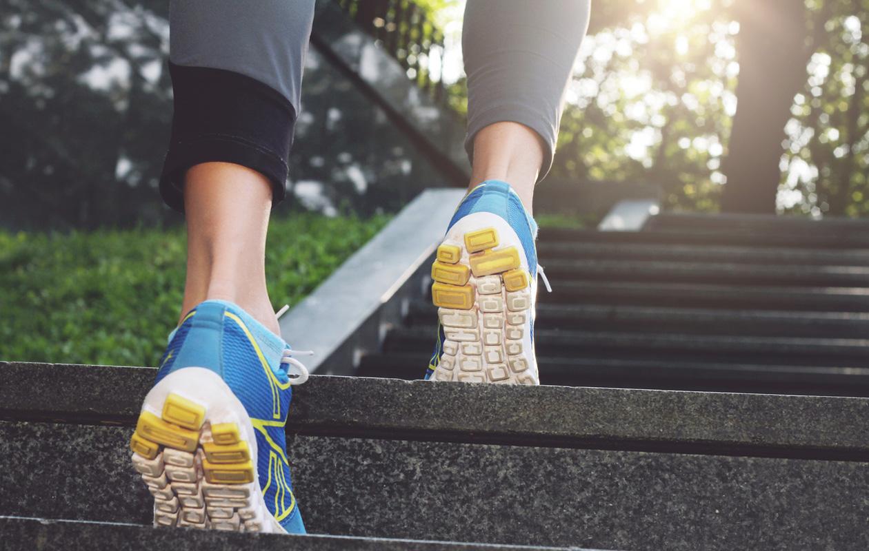 Kävele ainakin kolme kerrosta portaita päivässä – 6 porraskävelyn terveyshyötyä