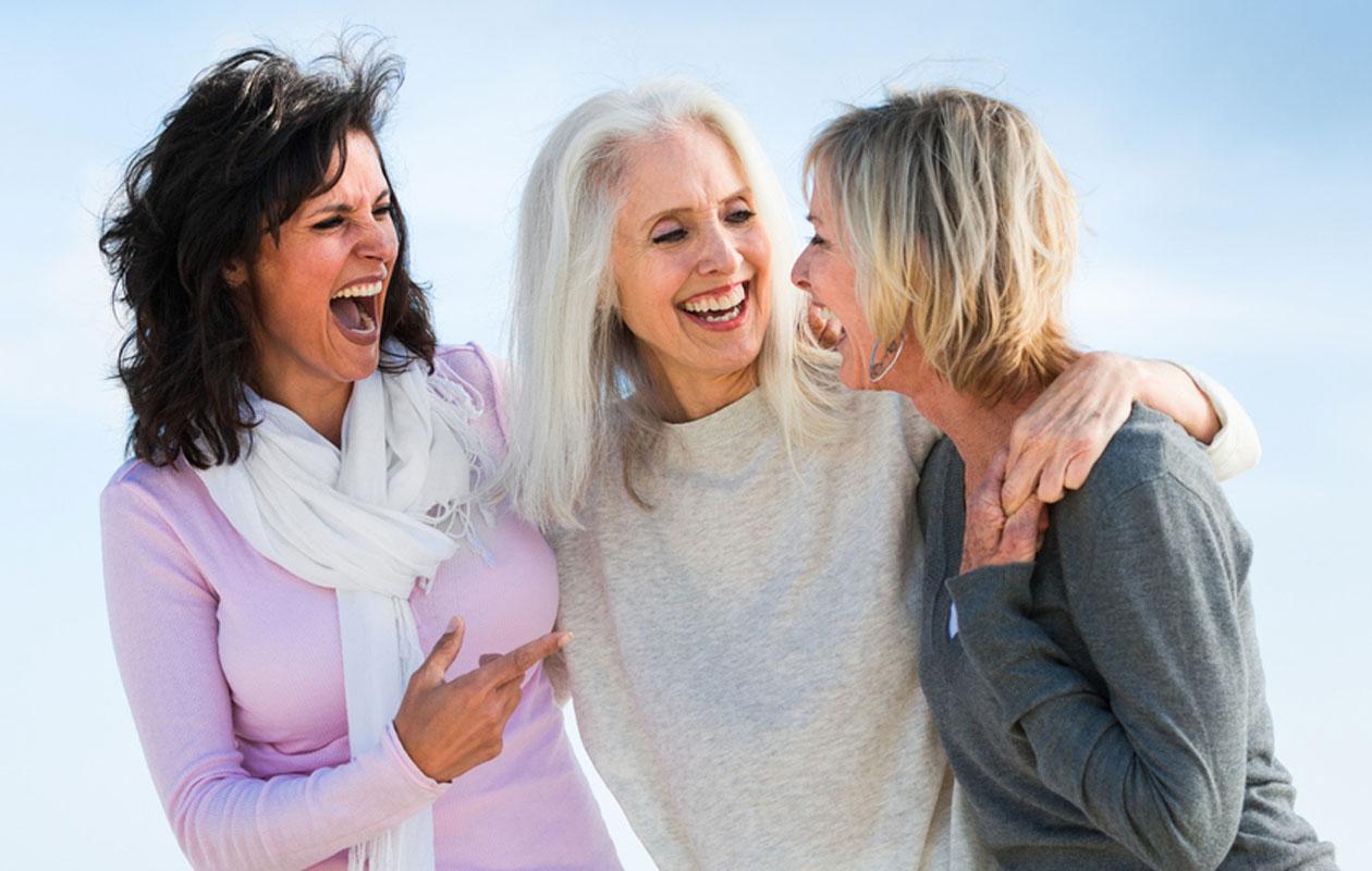 Vaihdevuodet menopaussi
