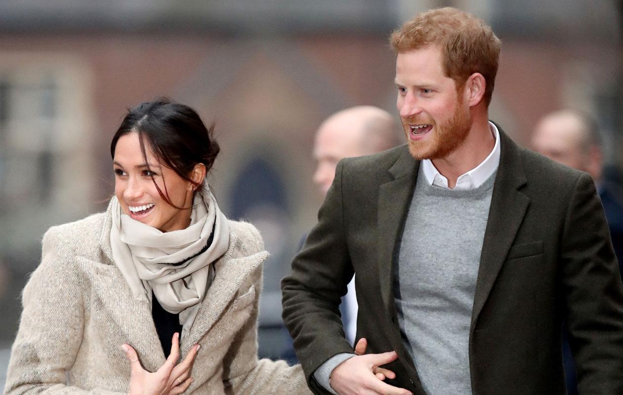 Prinssi Harryn ja Meghan Marklen häät