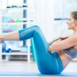 Vahvoista vatsalihaksista on monenlaista hyötyä. Lihakset voivat olla vahvat, vaikka ne eivät näkyisi sixpackina.