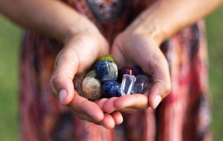 Minkä kiven valitset? Valintasi paljastaa asioita tulevaisuudestasi