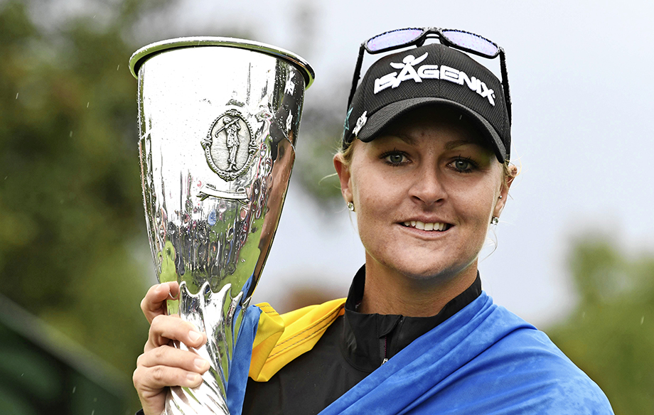Ykköstila Ranskan Evian Championshipissa syyskuussa 2017 nosti Anna Nordqvistin Annika Sörenstamin jälkeen toiseksi ruotsalaispelaajaksi, joka on voittanut vähintään kaksi major-kilpailua.
