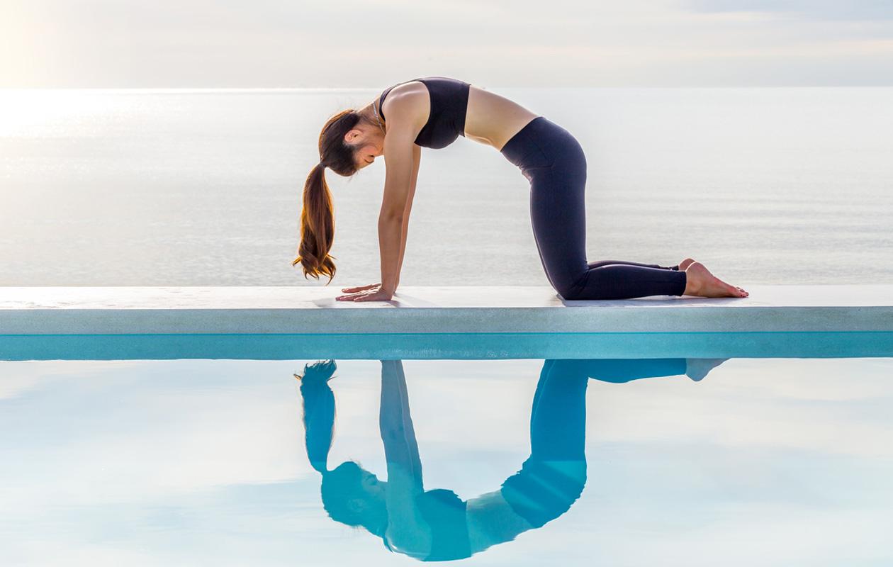 7 niskakipua ja ylävartalon jännityksiä helpottavaa jooga-asentoa
