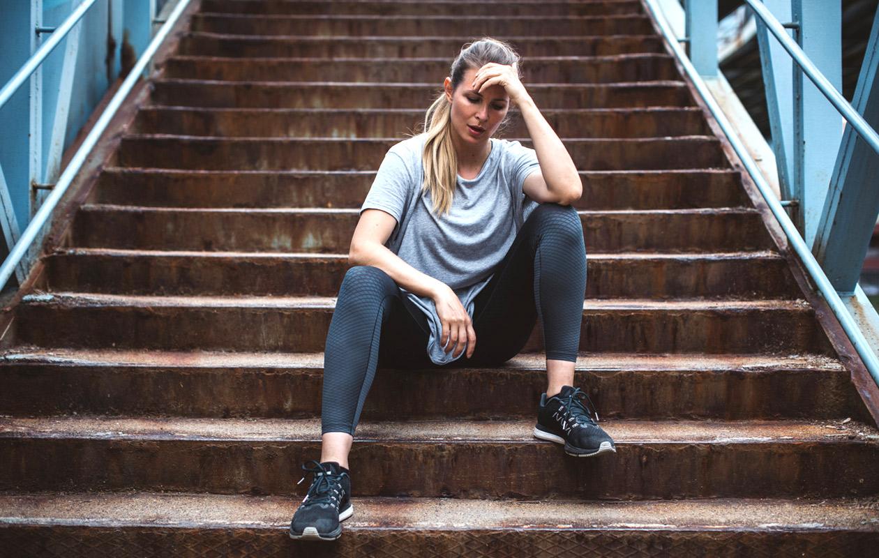 Vaaniiko kehoasi ylikuormitustila? Vääränlaisella kuntoilulla voi olla ikäviä seurauksia