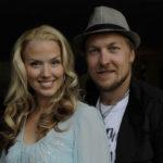 Piritta ja Niklas Hagman ovat olleet naimisissa 12 vuotta.