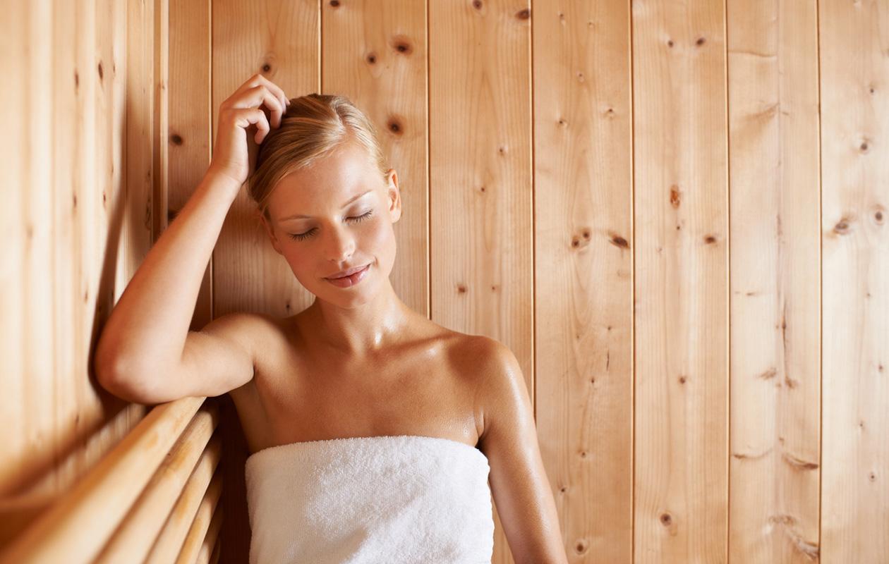 Sauna tekee hyvää. Saunassa kannattaa käydä useita kertoja viikosssa, jos saunomisen terveysvaikutukset haluaa optimoida.