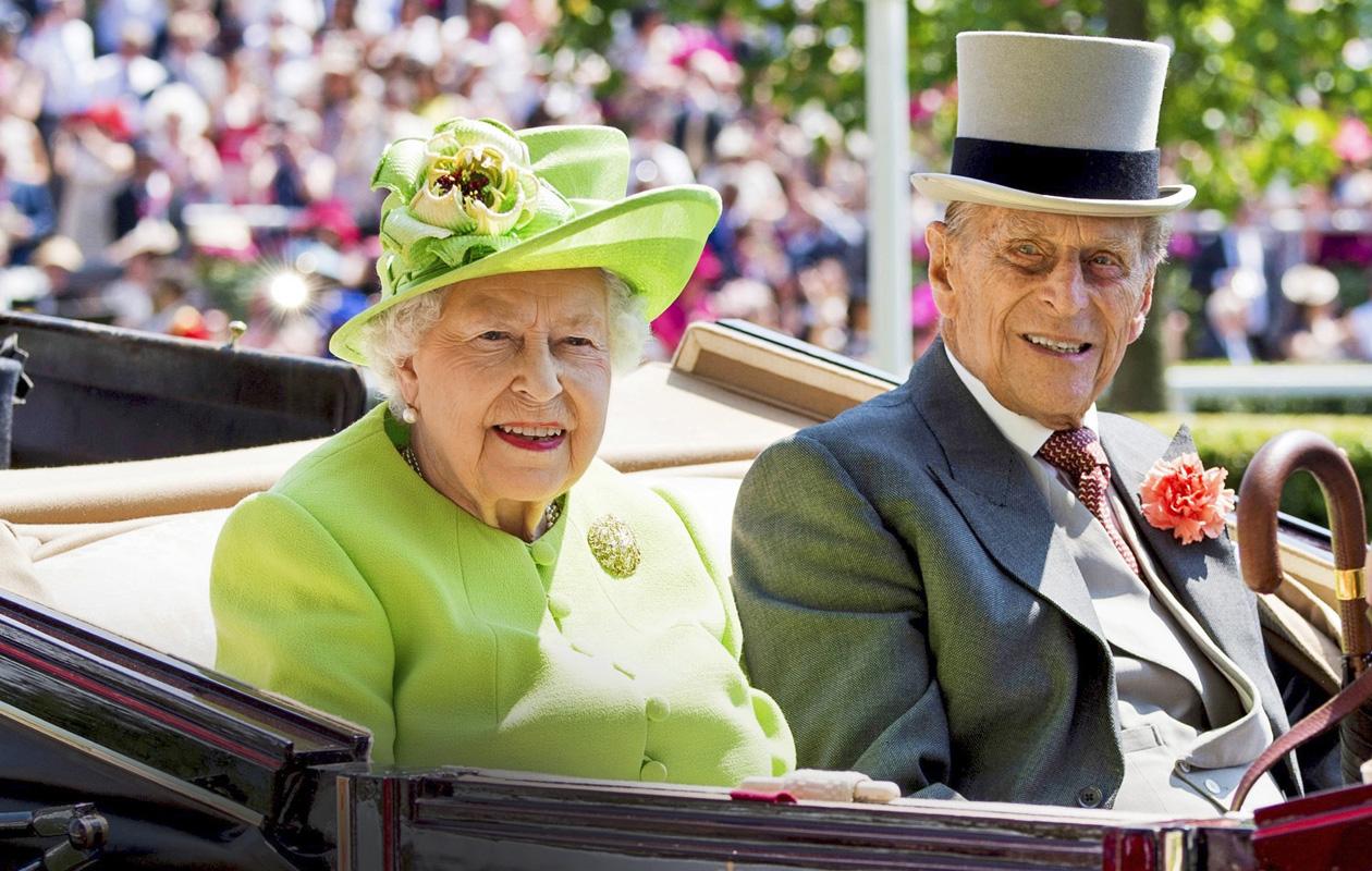 Kuningatar Elisabetin äiti