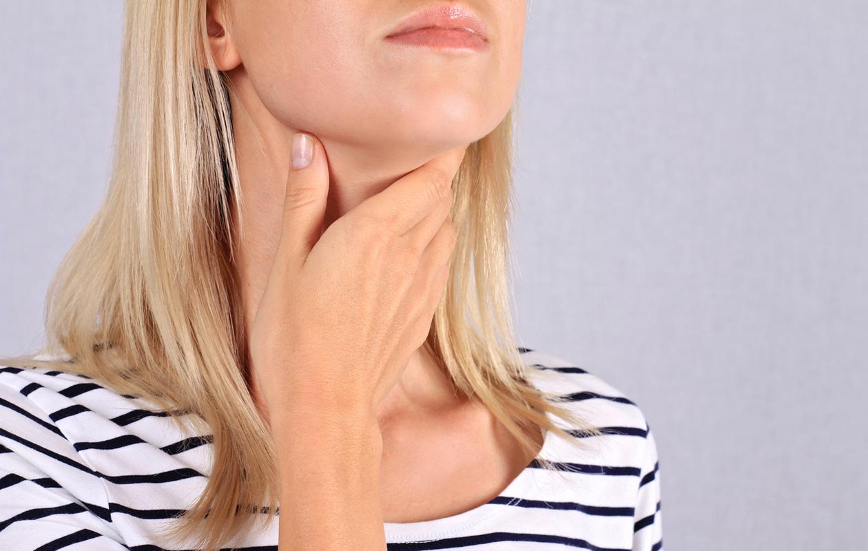 Turvonneet imusolmukkeet kaulassa – mistä patit kaulalla johtuvat ja onko niistä syytä huolestua?