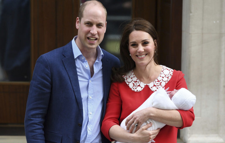 Prinssi Louisin ristiäisiä juhlitaan tänään: kuningatar Elisabet ei pääse osallistumaan