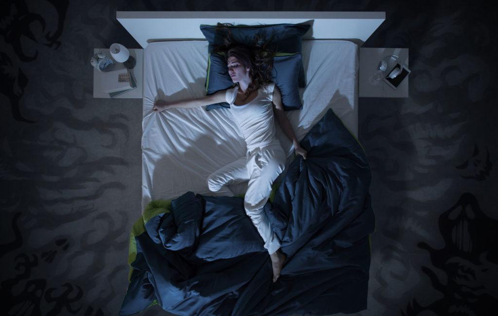 Suden hetki: heräätkö sinäkin aamuiöisin kesken unien?
