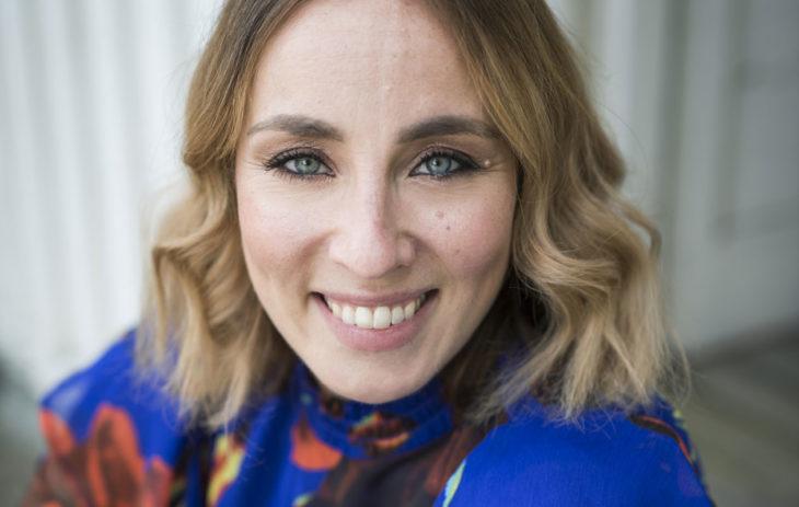 Anni Hautala Tässä iässä -haastattelussa