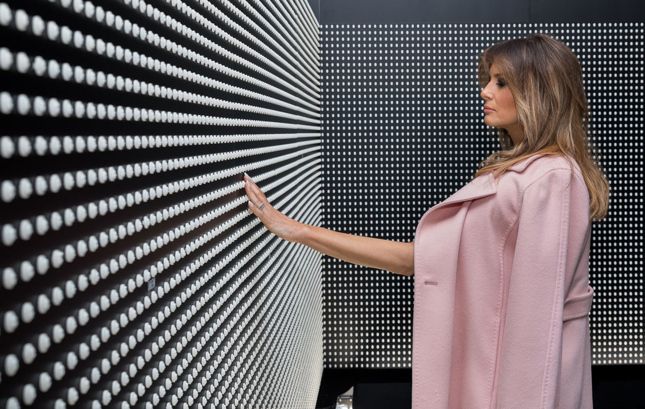 Kuka Melania Trump oikeastaan on? 8 asiaa, joita et tiennyt hänestä