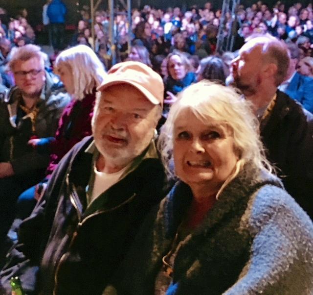Eero Melasniemi ja Kristiina Halkola ovat olleet yhdessä 54 vuotta.