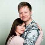 Katri Kivinen ja Sami Minkkinen kokevat olevansa toistensa sielunkumppanit.