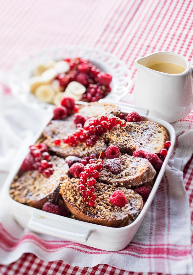 french toast uunissa