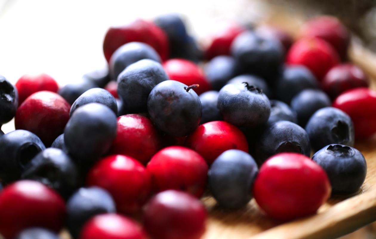 Marjat parantavat vastustuskykyä ja ehkäisevät flunssaa