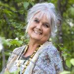 Kristiina Halkola kohtasi aviomiehensä  54 vuotta sitten.