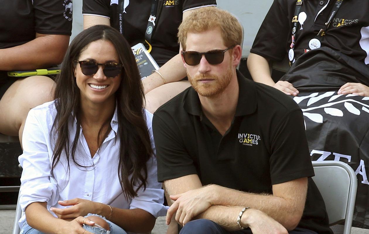 Prinssi Harry ja herttuatar Meghan hankkivat koiran
