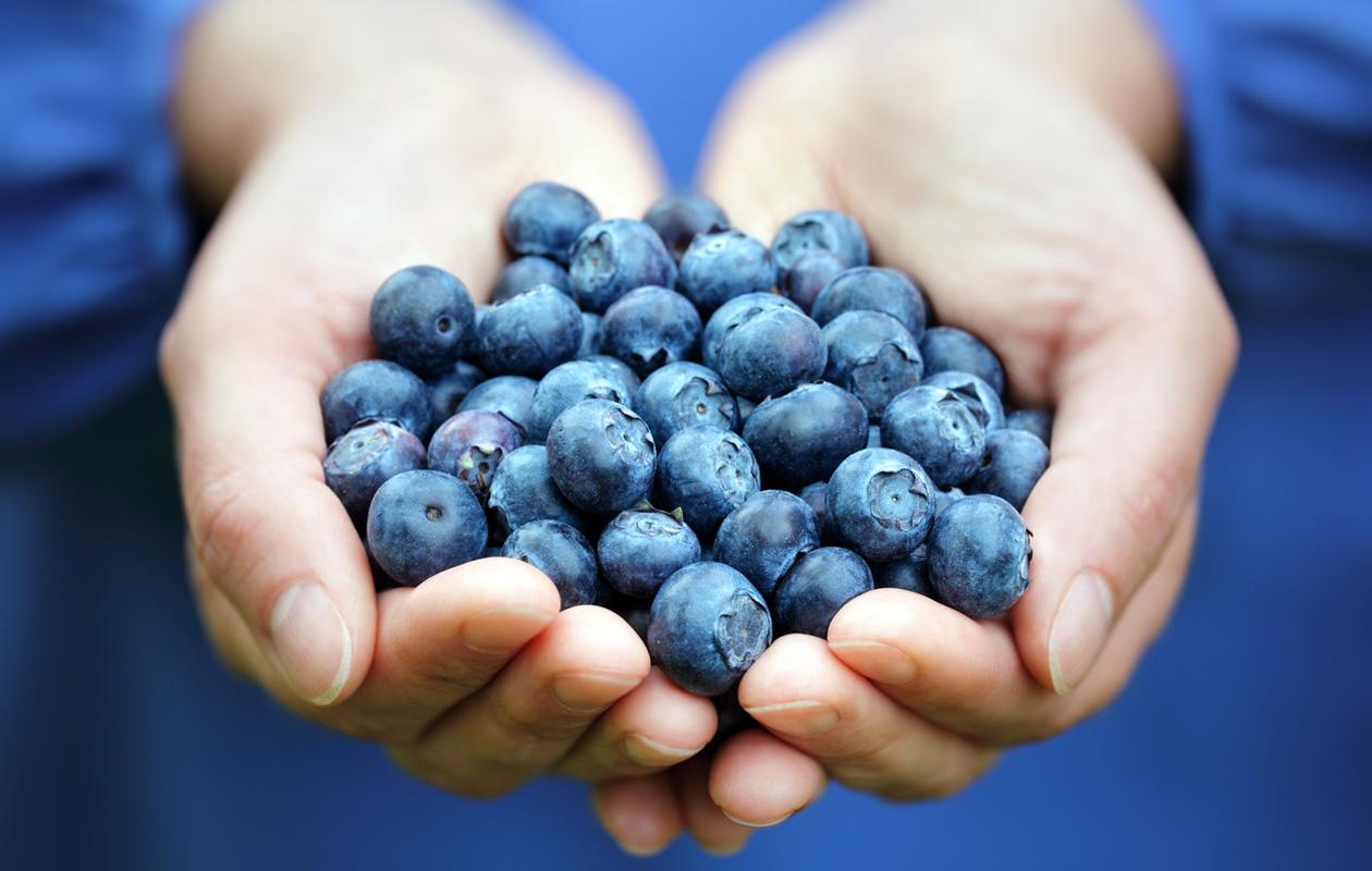 Marjat auttavat painonhallinnassa + 7 muuta hyvää syytä syödä enemmän marjoja