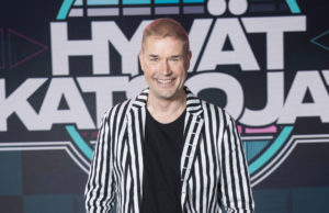 Hyvät katsojat: Marco Bjurström