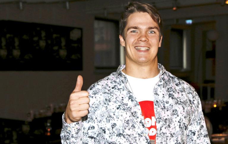 Pekka Hyysalo juoksi puolimaratonin – juoksua kiritti Michael Monroe