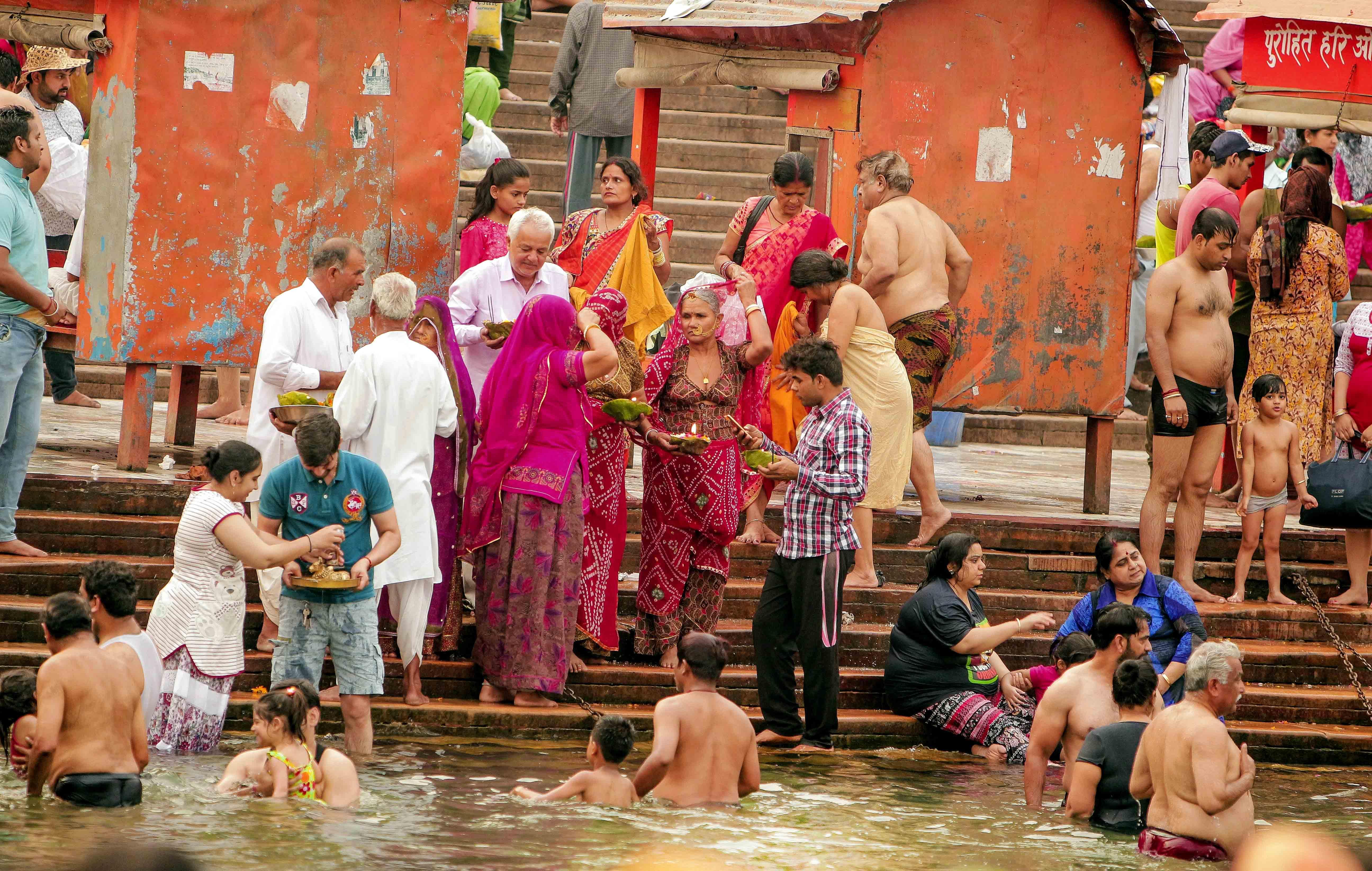 Vapaa koukku ylös Intia
