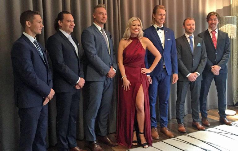 1.10. KLO 21.00 Bachelor Suomi -ohjelman miehet