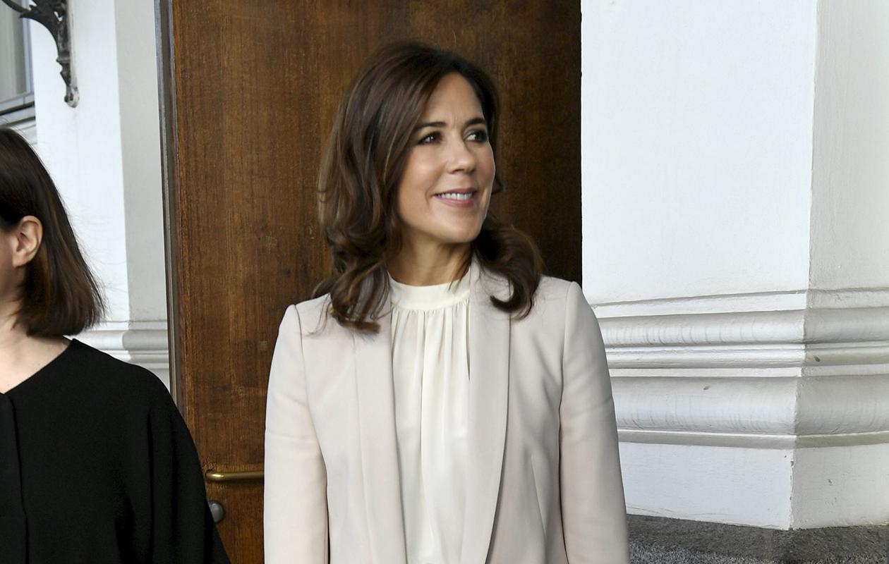 Tanskan kruununprinsessaMary