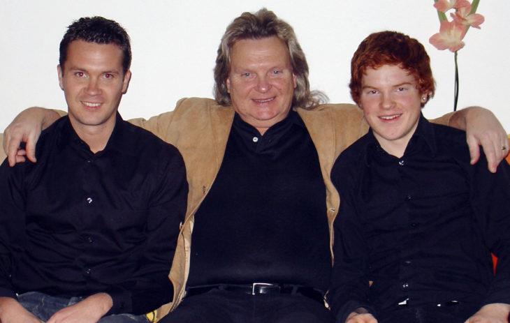 Pepe Willberg ja pojat Jere ja Otto