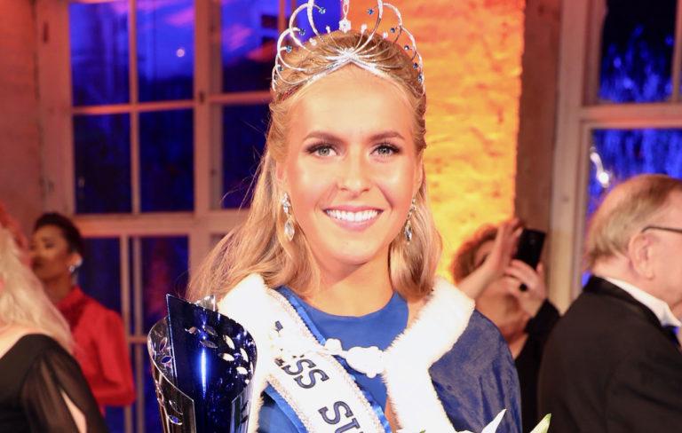Miss Suomi 2018 Alina Voronkova