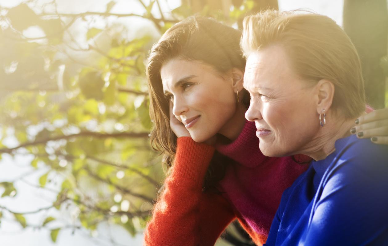 Maryam ja Kaija Razavi