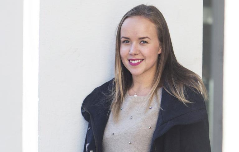 Sara Parikka pitää blogia Anna.fissa