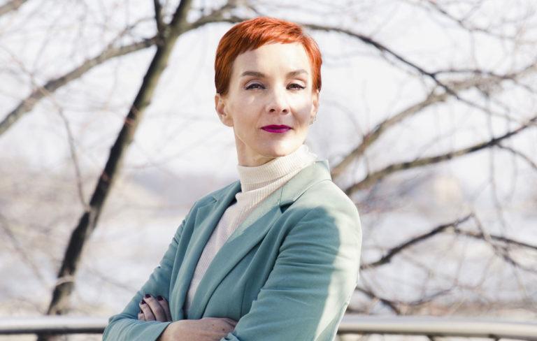 Maria Veitola kertoo olevansa luonteltaan introvertti.